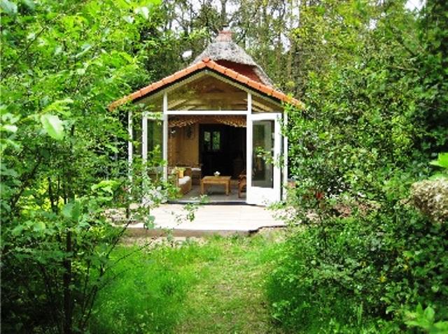 Nederland for Klein huisje in bos te koop